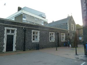 Biggin Hall used for Dover Museum organised lectures in the 1930s.