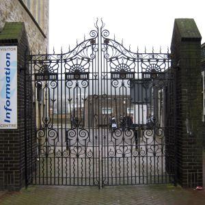 Isolation Hospital Gates