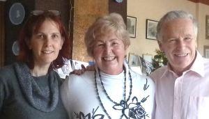 Doverhistorian.com team: Candy  - technical assistant, Lorraine - editor, Alan - assistant editor