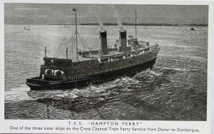 Hampton Ferry. Dover Library