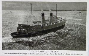 Hampton Ferry. Dover Library