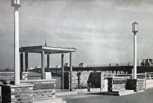 Charles II Memorial and Walk 1960. Source: Dover Harbour Board