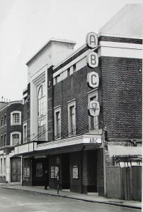 ABC Cinema, Castle Street. Dover Library