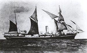 HMS Shearwater sister ship to the Condor