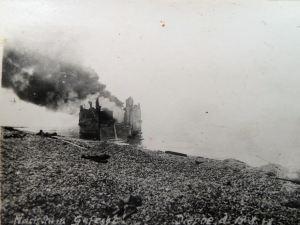 Dieppe Raid 19.08.1942. Courtesy of Ron Akines