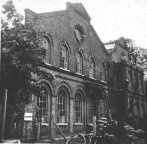 Dover Electricity Works, Park Street. Dover Museum