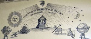 Manchester Unity of Oddfellows Courtesy of Cinque Ports Warden Lodge, Dover