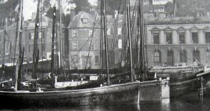 Northampton Street and Commercial Quay c 1890s