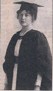 Lilian Vass - graduate of Bedford College London - Dover Mercury