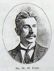 William East c 1890s