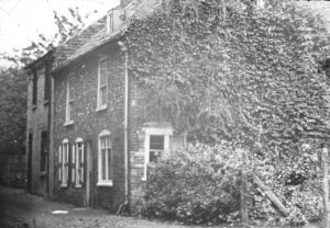 92 Lower Road, River. The River Co-op Society original premises. Budge Adams Collection at Dover Museum