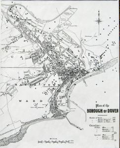 Dover - Raids, Shells and Casualties - WWII