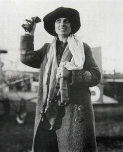 Harriet Quimby  c 1911. Giacinta Koontz