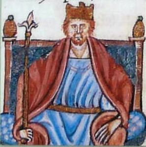 Henry II - his knights murdered Archbishop Thomas Becket