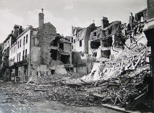 Image result for wwii devastation
