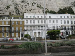 East Cliff - Recommended for demolition in the Abercrombie Plan