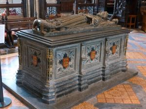 Tomb of King John, Worcester Cathedral