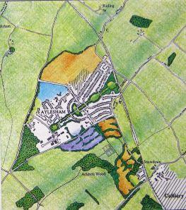 Aylesham c1980s