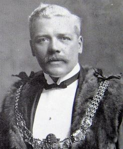 Richard Barwick. Mayor 1921, 23, 26 & 1927