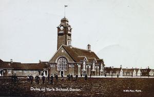 Duke of Yorks School. Dover Library