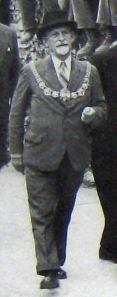 Arthur Goodfellow - Mayor 1946-9
