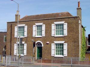 110 London Road, Buckland