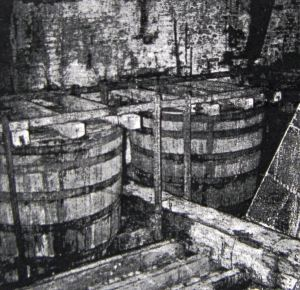 Wellington Brewery 2 Vats 1961. Dover Library