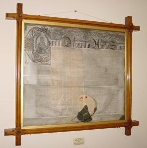 Charles I Charter of 1637