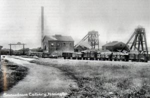 Snowdown Colliery - Robinson Collection