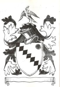 Samuel Taverner's Coat of Arms