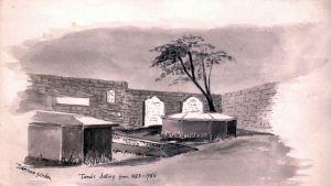 Taverner's Garden, Market Lane, Dover Museum