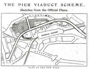 Vaiduct Proposal Map 1900