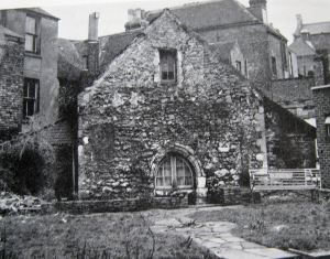 St Edmunds Chapel - Before Restoration