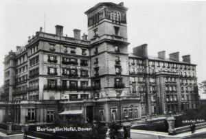 Burlington Hotel pre-World War I