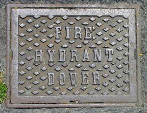 Dover Fire Hydrant Cover