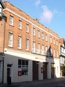 Dover Fire Station - Ladywell