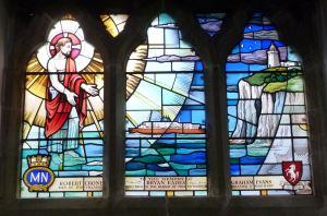 Herald Disaster 06.03.1987 - dedicated to Robert Crone Bryan Eades and Graham Evans - St Margaret of Antioch Church