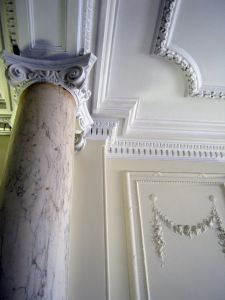 Lord Warden House - Foyer (detail) legacy of the 1920s refurbishment.