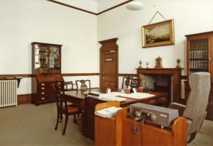 Former Dover District Council Chief Executive Office. Dover Museum