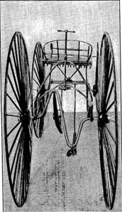 Velocipede c 1860 acquired by the Science Museum 1937
