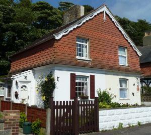 One of the Castlemount Cottages, Castlemount Road