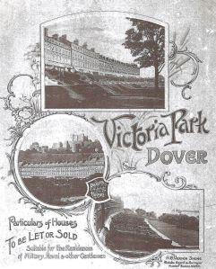 Victoria Park Advert Vernon Shone Market Square