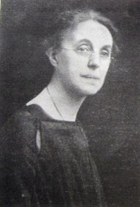 Miss Chapman first Headmistress of the Dover Girls' County School