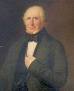 Edward Rice - Liberal MP for Dover 1837-1857 who persude the proposal that Dover should become a Harbour of Refuge. Dover Museum