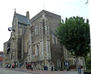 Maison Dieu Dover's former Town Hall today