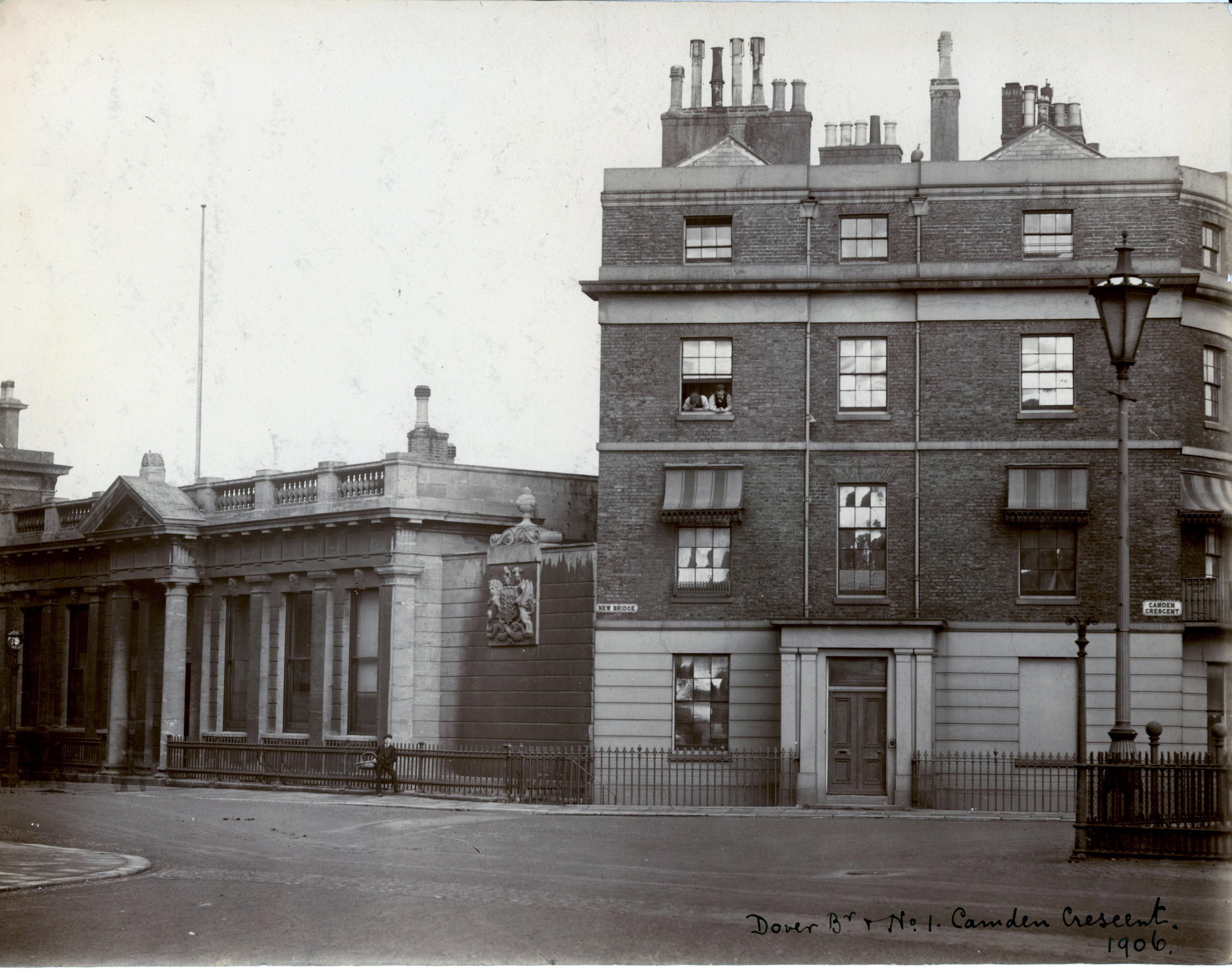 Camden crescent and granville gardens the dover historian for Camden home