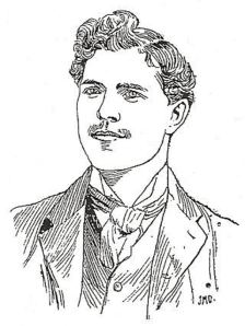 Ramsay MacDonald 1892 at the time he wanted to stand as Dover's prospective Member of Parliament