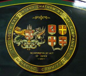 South Eastern and Chatham Managing Companies incorporated in 1899. York Railway Museum