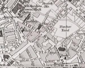 Biggin Street area 1894