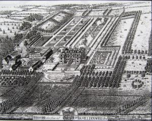 Broome Park 18th century
